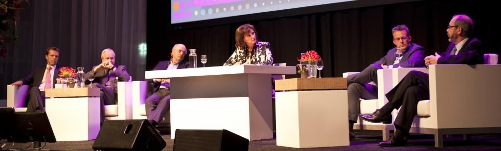 Astrid Joosten, gespreksleider, moderator congres nov. 2012