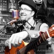Acoustic Eddie Edward Val Akoestisch Ambulant Allround Muziek Zanger Boeken