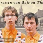 Adje & Theo Tape-artiest Zanger Duo Boeken