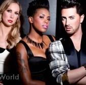 Adlicious X Factor 2011 Tape-artiest Zanger Zangeres Trio Boeken