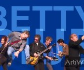 Betty Blue Showband Showorkest Liveband Boeken