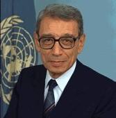 Boutros Boutros-Ghali Spreker Gastspreker Boeken