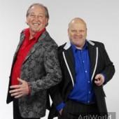 De Deurzakkers Tape-artiest Zanger Duo Boeken