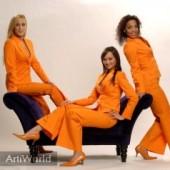 De Meiden van Oranje Tape-artiest Zangeres Trio Boeken