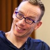 Dolf Jansen Dagvoorzitter Presentator Interviewer Cabaretier Humor Show Boeken