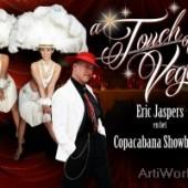 Eric Jaspers - a Touch of Vegas Dans Show Boeken