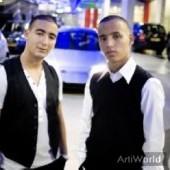 Fouradi Tape-artiest Zanger Duo Boeken