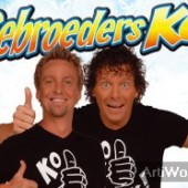 Gebroeders Ko Tape-artiest Zanger Duo Boeken
