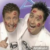 Heeren van Holland Tape-artiest Zanger Duo Boeken
