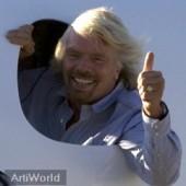 Sir Richard Branson Spreker Duurzaam Ondernemen Boeken