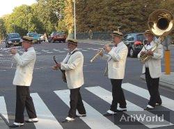 'T Looporkest Akoestisch Ambulant Muziek Boeken
