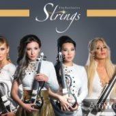 The Exclusive Strings Instrumentale Topact Vrouwenformatie Violisten Boeken