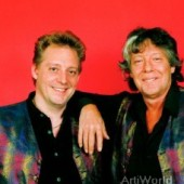 The Showbusters Tape-artiest Zanger Duo Boeken