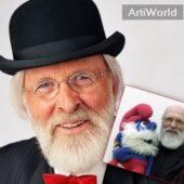 Vader Abraham Tape-artiest Nederlandstalig Zanger Boeken