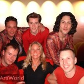 What's Up Bob ?! Showband Showorkest Liveband Boeken