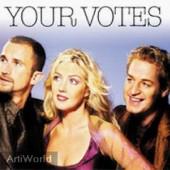 Your Votes! Tape-artiest Zanger Zangeres Trio Boeken