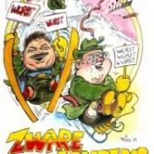 Zware Jongens Tape-artiest Nederlandstalig Zanger Duo Boeken