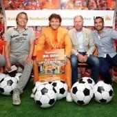Rene Froger en Oranje