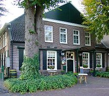 Braams Hotel Restaurant Zalencentrum Trouwlocatie Vergaderlocatie Gieten Drenthe