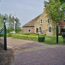 De Nynke PLeats Café Restaurant Trouwlocatie Piaam Friesland