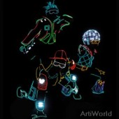 I Luminate Spektakel Act Dansgroep Boeken
