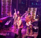 Spank! Disco-Soulband Coverband Boeken