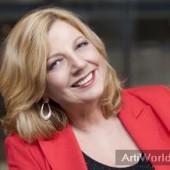 Loretta Schrijver Presentator Dagvoorzitter Spreker Interviewer Boeken