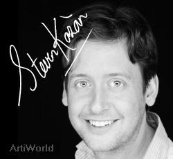 Steven Kazan Humoristisch Illusionist en Spreker Boeken