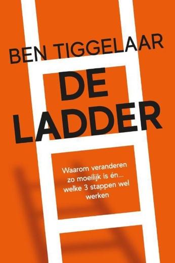 dr. Ben Tiggelaar - Boek de Ladder