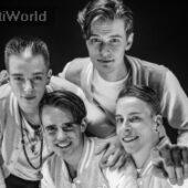 The Boys Coverband Engelstalig Nederlandstalig Hits Boeken